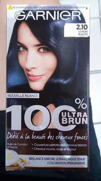 Composition Garnier 100 Ultra Brun Coloration Permanente 2 10