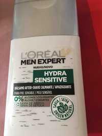 L'ORÉAL - Men Expert Hydra sensitive - balsamo after-shave