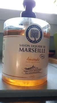 LABORATOIRE GRAVIER - Savon liquide de Marseille amande