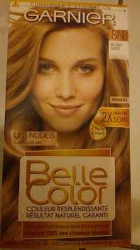 GARNIER - Les Nudes Collection - Belle color 8N Blond nude