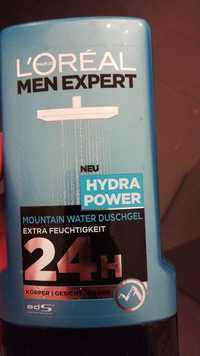 L'Oréal - Men Expert Hydra Power - Mountain water duschgel