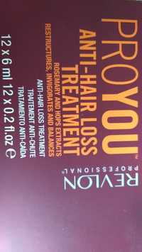 REVLON - Proyou - Anti-hair loss treatment