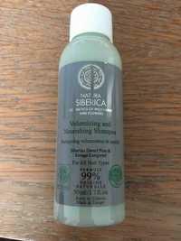 NATURA SIBERICA - Shampooing volumateur et nutritif