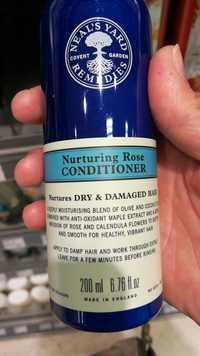 NEAL'S YARD REMEDIES - Nurturing rose - Conditioner