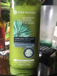 YVES ROCHER - Complément anti-chute - Après-shampooing fortifiant