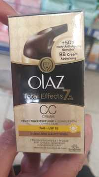 OLAZ - Total effects 7 in one - CC cream LFS 15
