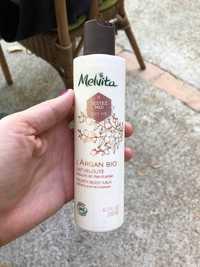 Melvita - L'Argan bio - Lait velouté