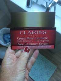 Clarins - Crème rose lumière multi-intensive
