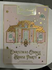 TOO FACED - Christmas cookie house party - Collection maquillage en édition limitée