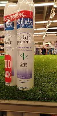 SANEX - Natur protect - Déodorant bamboo 24h