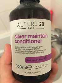 ALTER EGO - Silver maintain conditioner