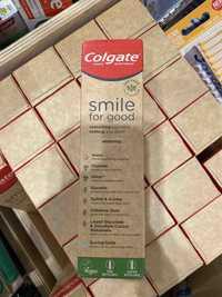 COLGATE - Smile for good - Dentifrice