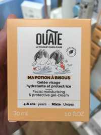 Ouate - Ma potion à bisous - Gelée visage 4-6 ans