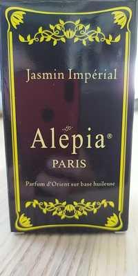 Alepia - Jasmin impérial - Parfum d'orient sur base huileuse
