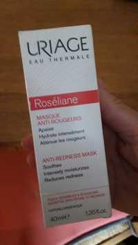 Uriage - Roséliane - Masque anti-rougeurs