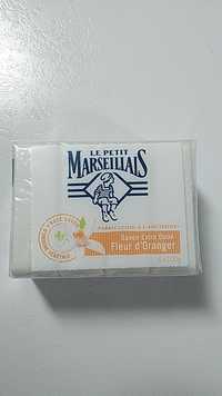 Le petit marseillais - Fleur d'oranger - Savon extra doux
