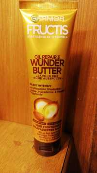 GARNIER - Fructis oil repair 3 - Wunder butter
