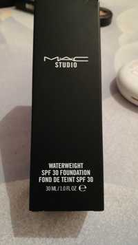 Mac - Studio waterweight - Fond de teint spf 30