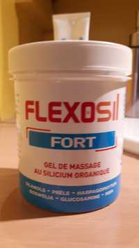 Flexosil - Fort - Gel de massage au silicium organique