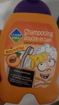 Leader Price - Shampooing douche et bain hypoallergénique