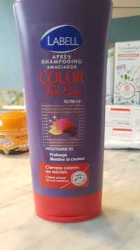 LABELL - Color for ever - Après shampooing