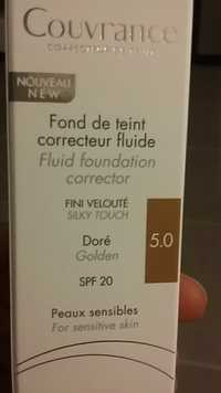 Avène - Couvrance - Fond de teint correcteur fluide SPF 20 5.0