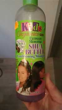 AFRICA'S BEST - Kids organics - Conditioning shampoo shea butter