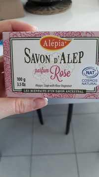 Alepia - Savon d'Alep - Parfum rose