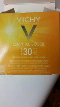 VICHY - Capital soleil - Zonnecrème compact met beauty-effect