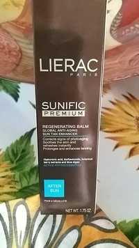 LIÉRAC - Sunific Premium - After sun