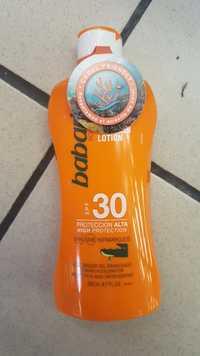 BABARIA - Sunscreen lotion SPF 30