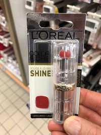 L'Oréal - Shine - Rouge à lèvres