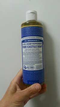 Dr. Bronner's - Pure-castile soap 18-in-1 hemp peppermint