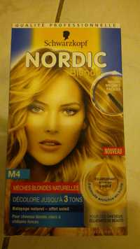 Schwarzkopf - Nordic Blonde - Coloration permanente