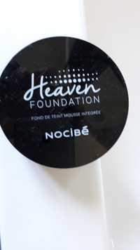 NOCIBÉ - Heaven - Fond de teint mousse intégrée 4 dark beige