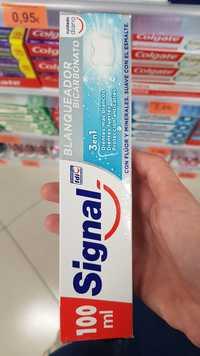 Signal - Blanqueador bicarbonato - Dentifrices