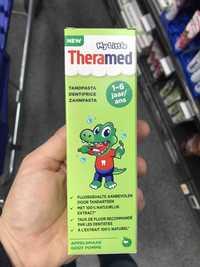 THERAMED - My little - Dentifrice goût pomme 1-6 ans