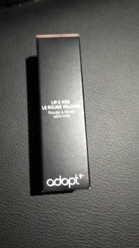 ADOPT' - Le rouge velours - Rouge à lèvres semi-mat