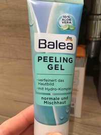 Balea - Peeling gel