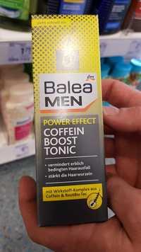 BALEA - Men -Power effect coffein boost tonic