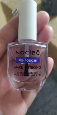NOCIBÉ - Make it strong - Fortifiant ongle