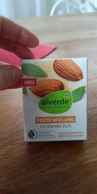 ALVERDE - Feste spülung mit Mandel-Duft