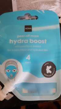 Hema - Hydra boost - Peel off mask
