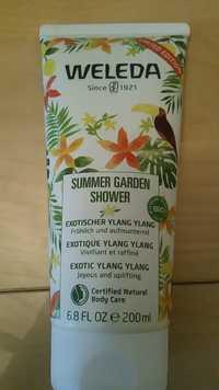 Weleda - Exotique ylang ylang - Summer garden shower
