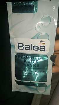 Balea - Feuchtig-keits maske