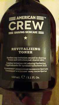 AMERICAN CREW - Shaving skincare - Revitalizing toner