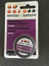 LES COSMÉTIQUES DESIGN PARIS - Nectar of nature - Baume lèvres hydratant protecteur à la figue