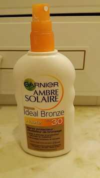 Garnier - Ambre Solaire Idéal Bronze - Spray protecteur fps30