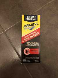 Apaisyl - Xpert - Lotion 100% radical lentes & poux