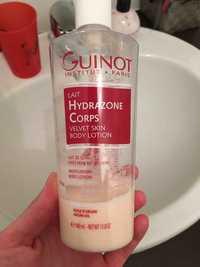 Guinot - Lait hydrazone corps